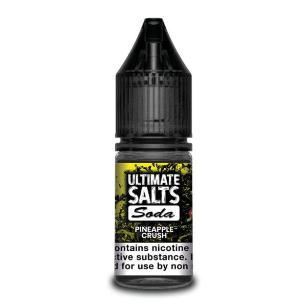 Ultimate Salts Soda Pineapple Crush