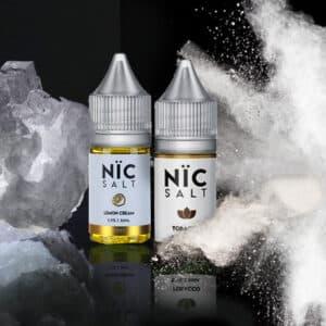 Nic Salts / Nicotine Salts